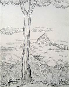 Art By Prem (•) Com: Easy Drawing Pictures of Trees