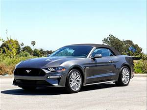 Used 2018 Ford Mustang GT Premium Convertible for Sale in Marina Del Rey CA 90292 Chequered Flag ...