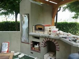 eigenbau grill raucherofen backofen grillforum und bbq With französischer balkon mit bauanleitung backofen im garten