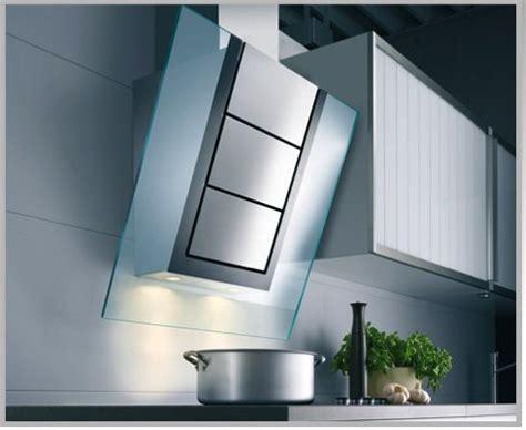 hottes aspirantes cuisine hotte cuisine design une question de forme une hotte de