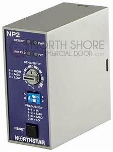 Northstar Gate And Garage Door Np2 Loop Detector