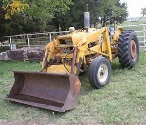 1986 Ford 3400 Tractor