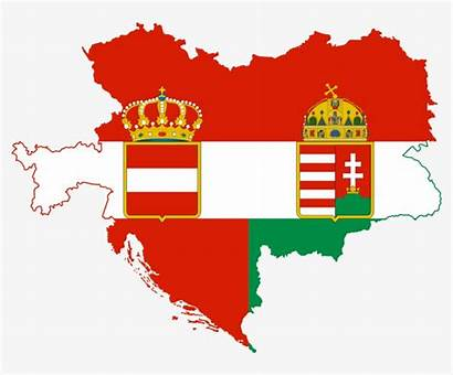 Austria Hungary Flag Map Absence Helped Pave