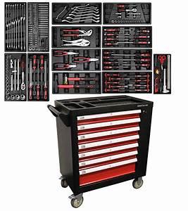 Servante D Atelier Kraft Muller : servante garage atelier complete 197 outils oc pro fr ~ Melissatoandfro.com Idées de Décoration
