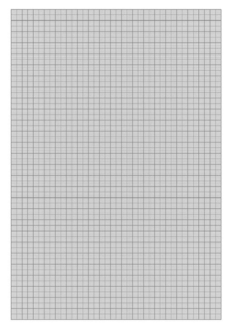Printable A4 1 Cm Graph Paper Pdf - Printable Pages