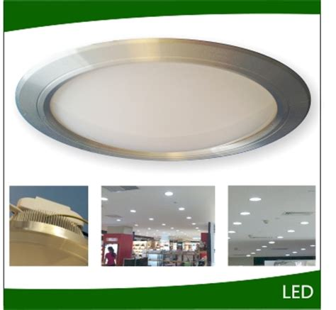 led flat panels flush recessed 600 x 600 modular grid