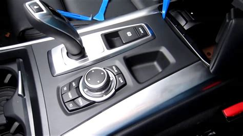 bmw   lci facelift centre console trim removal youtube