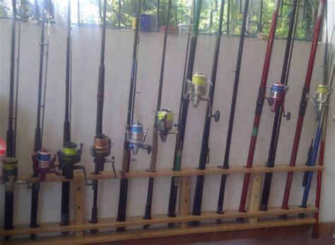 rangement pour canne a peche le nouveau r 226 telier de rangement des cannes 224 p 234 che de surf libreville