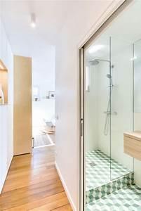 Schiebetür Badezimmer Dicht : kleines badezimmer von 2 3m2 wohnideen einrichten ~ Lizthompson.info Haus und Dekorationen