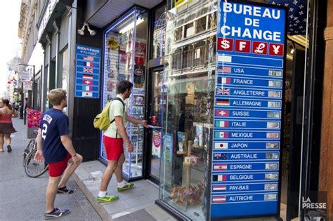 bureau de change d argent l 39 de magasiner taux de change stéphanie morin