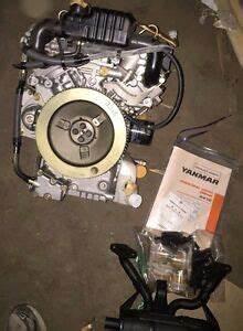 Yanmar Diesel Vert Shaft 4 Cy Engine 749cc 2v78a John