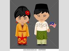 Chinese clipart malaysian Pencil and in color chinese