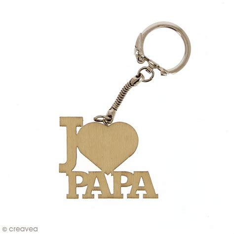 porte de cuisine en bois brut porte clé j 39 aime papa en bois à décorer 3 7 x 4 3 cm 1 pce porte clés à décorer creavea