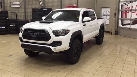toyota tacoma trd pro review youtube