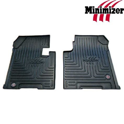 minimizer floor mats western western flooring big rig chrome shop semi truck