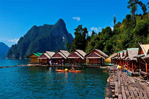 Khao Sok National Park Floating Bungalow Adventure 3