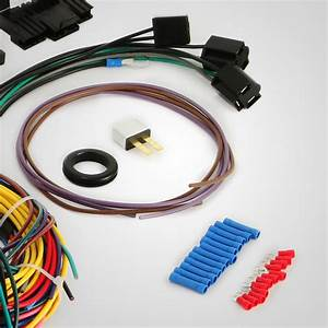21 Circuit Ez Wiring Harness For Chevy Universal Install