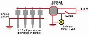 P0380  U2013 Glow Plugs  Circuit A