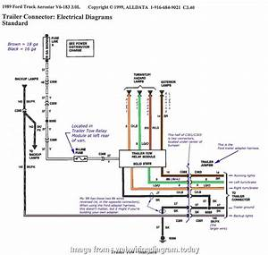 Wiring Diagram For Trailer Lights With Electric Brakes