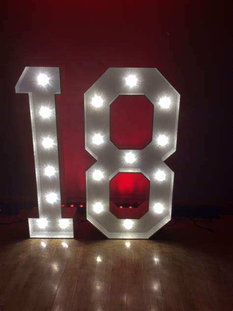 light  letters giant light  letters hire