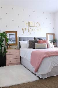 Surprise, Teen, Girl, U0026, 39, S, Bedroom, Makeover