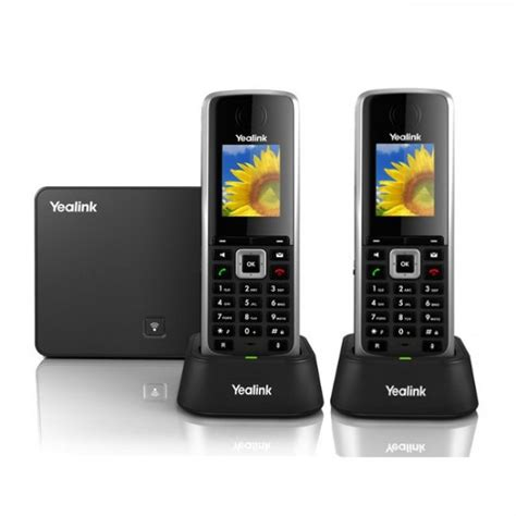 yealink wp  wh bundle voip supply