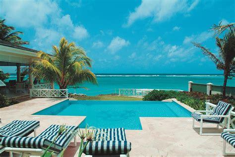 beach view ronald stoute sons  barbados villa