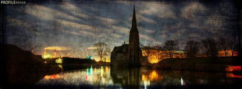 denmark church facebook cover