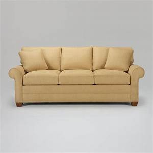 Bennett sofa traditional sofas by ethan allen for Sectional sofa bed ethan allen