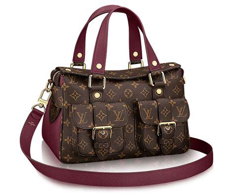 louis vuitton  relaunched  manhattan bag      purseblog