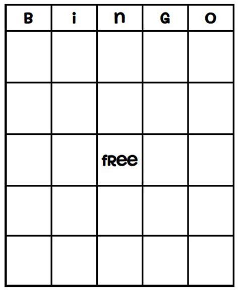 bingo template pdf 49 printable bingo card templates tip junkie