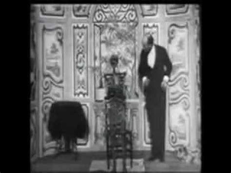 george melies the vanishing lady georges melies the vanishing lady 1896 youtube