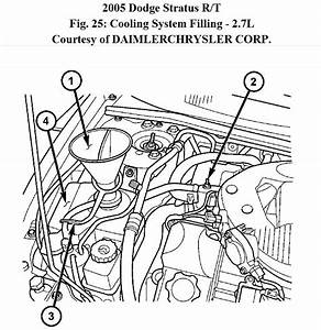 04 Dodge Stratus Engine Diagram