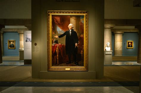 visit americas presidents national portrait gallery