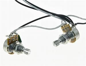 Guitar Prewired Wiring Harness W   Mini Alpha 500k Pots