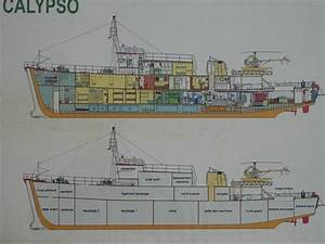 In 1950 Capt Cousteau Found Calypso In A Malta Dockyard