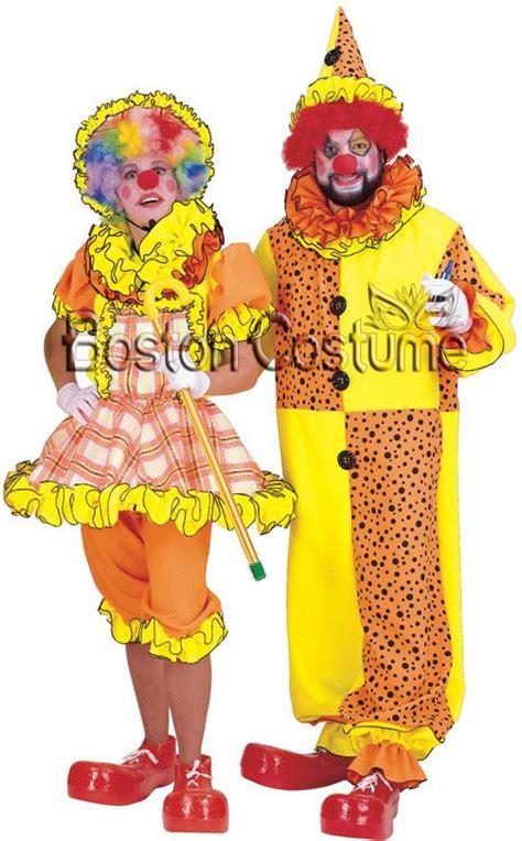 auguste clown couple costumes  boston costume