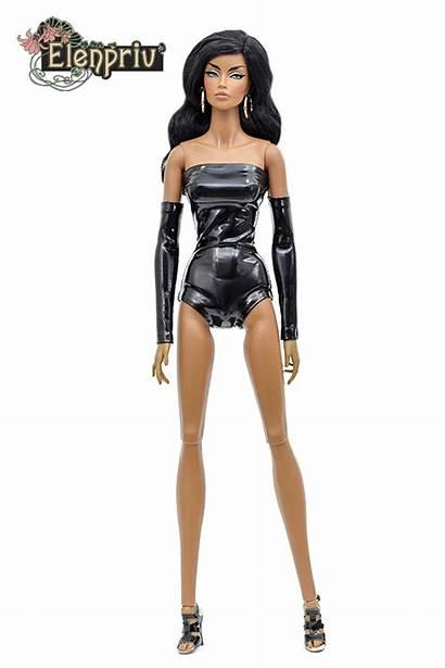 Elenpriv Pashapasha Bodysuit Shoulders Latex Dolls Choose