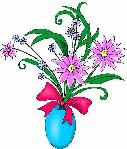 Clipart Vase Flowers Microsoft