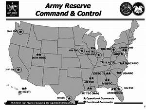 Army Reserve Command And Control Source  United States Army Reserve