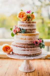 rotating cake stand beautiful bridal rustic wedding cakes