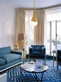 blue livingroom 50 bright and colorful room design ideas digsdigs