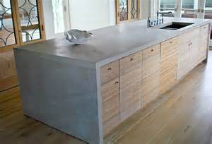 Modern Kitchen Benchtops by Monday In The Kitchen Ride The Waterfall Design