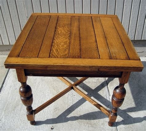 antique pub table solid tiger oak circa 1920 in el