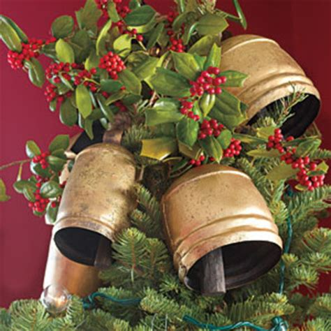temple bell christmas tree topper get the look