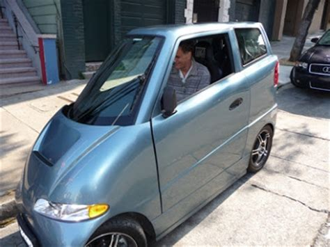 New Small Electric Car by Small Electric Cars Days