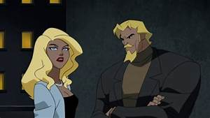 Justice League Unlimited #201 - The Cat and the Canary ...