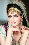 Indian Dulhan with Jew...