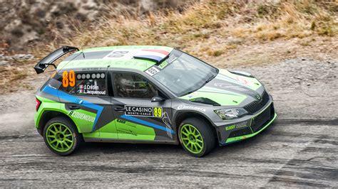 rallye de monte carlo foto z 225 kaznick 233 t 253 my škoda na rallye monte carlo 2017 škoda motorsport