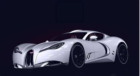 Bugatti Gangloff Concept Study